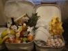 Традиционные свадебные корзины.