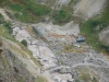 Нарзанные ванны с высоты водопада Султан