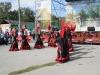 Выступление молодежного танцевального коллектива