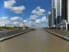 Набережная Сунжи с моста