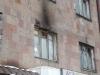 Трубы буржуек в окнах многоэтажек - обычное дело.