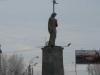 Памятник на площади Независимости.