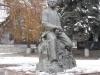 Памятник Оганезу Ширазу. Писатель.