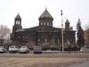 Церковь Семи ран богородицы.