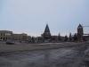 Главная площадь и главная городская ёлка.