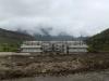 Пионерский лагерь в горах Ингушетии