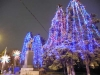 Памятник Ленина у входа в парк Горького