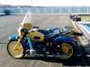 Мотоцикл ГАИ у входа в ресторан