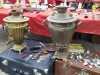 Блошиный рынок в Ростове-на-Дону в парке им. М. Горького