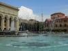 Фонтан на центральной площади Еревана - площади Республики.