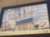 Табличка на фасаде дома, где снимался фильм
