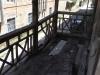 Балкон дома из фильма