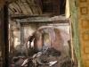 После землетрясения дом так и не был восстановлен
