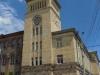 Заводская башня текстильного комбината