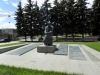 Памятник армянскому писателю
