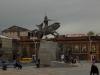 На главной площади города
