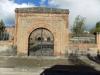 Ворота в музей городского быта Гюмри.