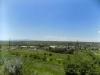 Вид на Турцию от монумента