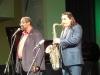 Кевин Махогани  и Анатолий Кирничный (саксофон), Россия, Ростов-на-Дону