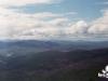Июль 1999 г. Вид с вершины горы Бургагчан.