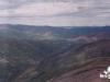 Август 1999 г. Вид с вершины Бургагчана.