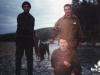 Август 1999 г. Удачная рыбалка. Хариус.