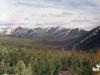 25 августа 1999 года. Снег совсем растаял. В маршруте.
