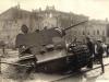 Подбитый танк КВ