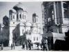 Разрушенный храм и колокольня