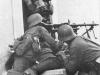Гитлеровцы в уличном бою